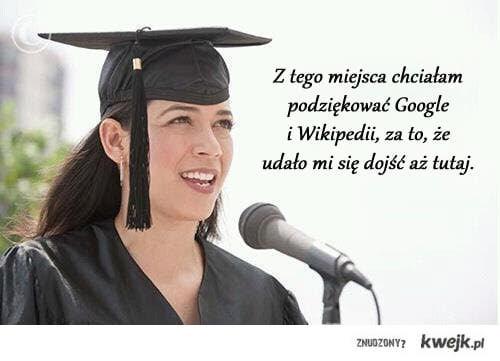 absolwentka