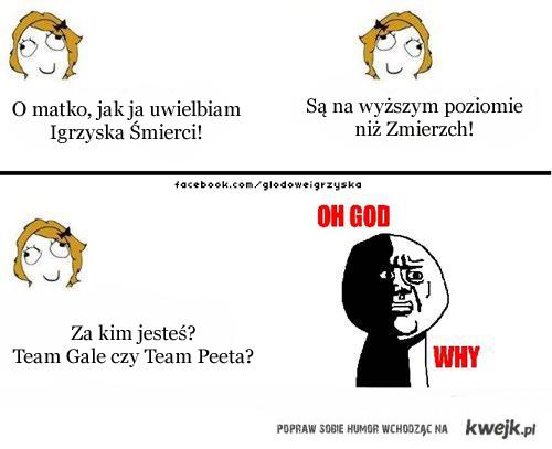 Team Peeta or Team Gale?