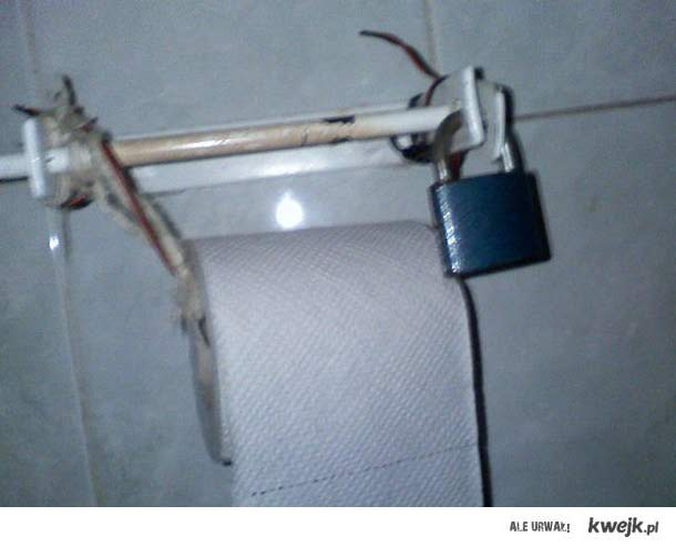 toaleta na Słowacji!