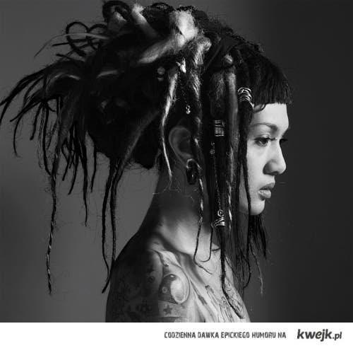 fantasy hair ;)