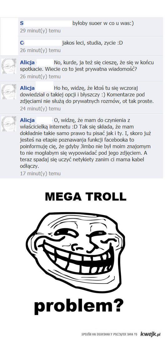 Mega troll