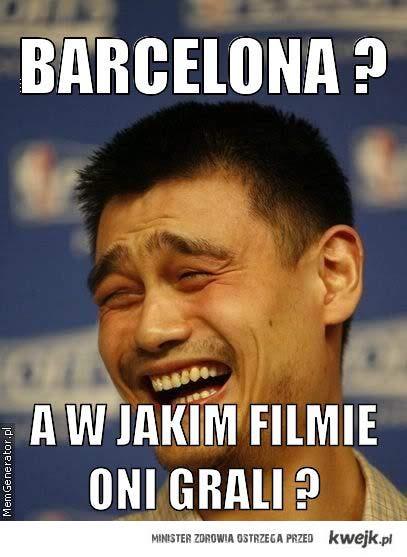 barcelona ?