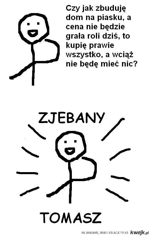 Zjebany Tomasz