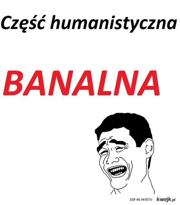 Humanistyczny ;D