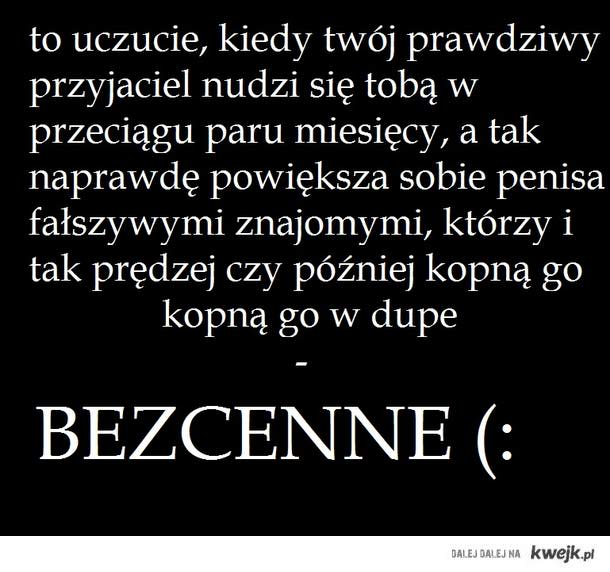 to uczucie -.-