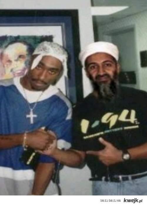 2Pac i Bin Laden