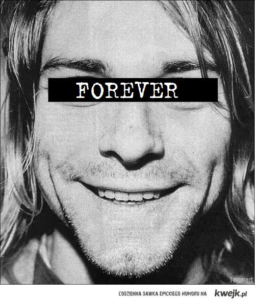 Forever Kurt!