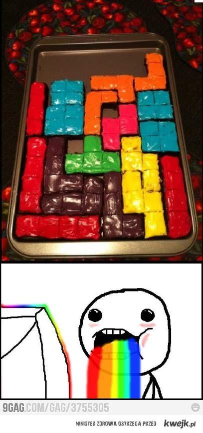 Tetrisowy Murzynek