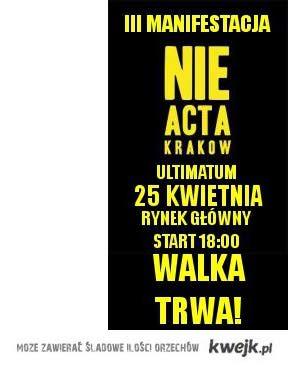 ACTA IS A RUBBISH!!!
