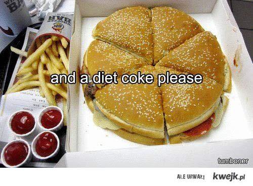 dieta w mc'donalds