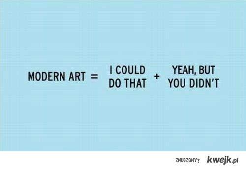 sztuka nowoczesna