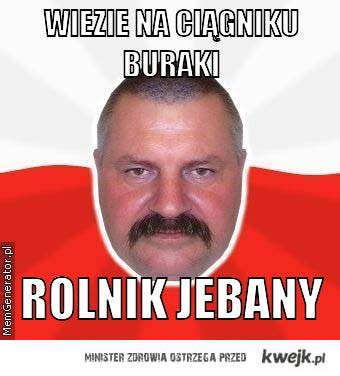 Rolnik Jebany