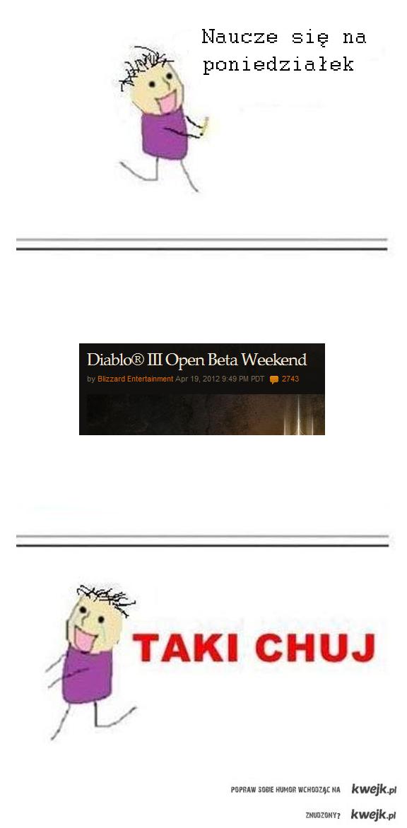 Open Beta D3