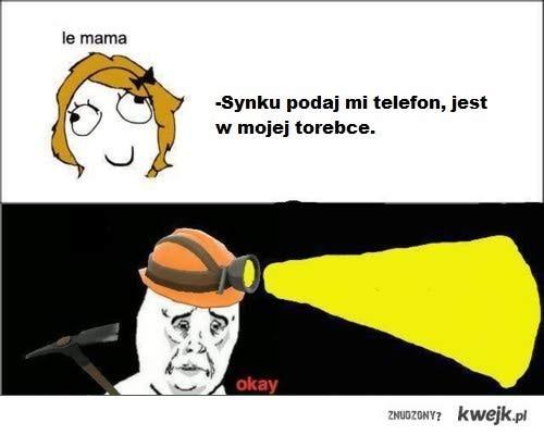 Torebka matki ; )