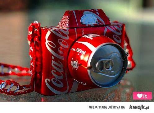 aparat coca cola