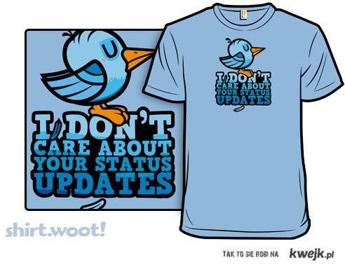 Koszulka prawdę ci powie!