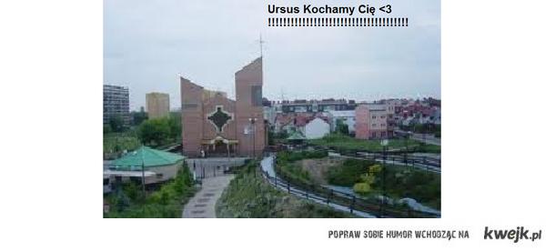 I Love Ursus <3