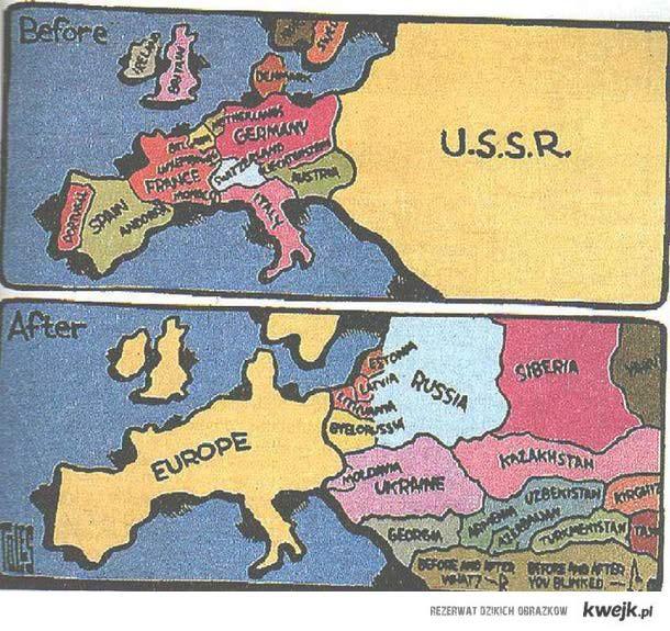 Rozwiązać Unię Europejską