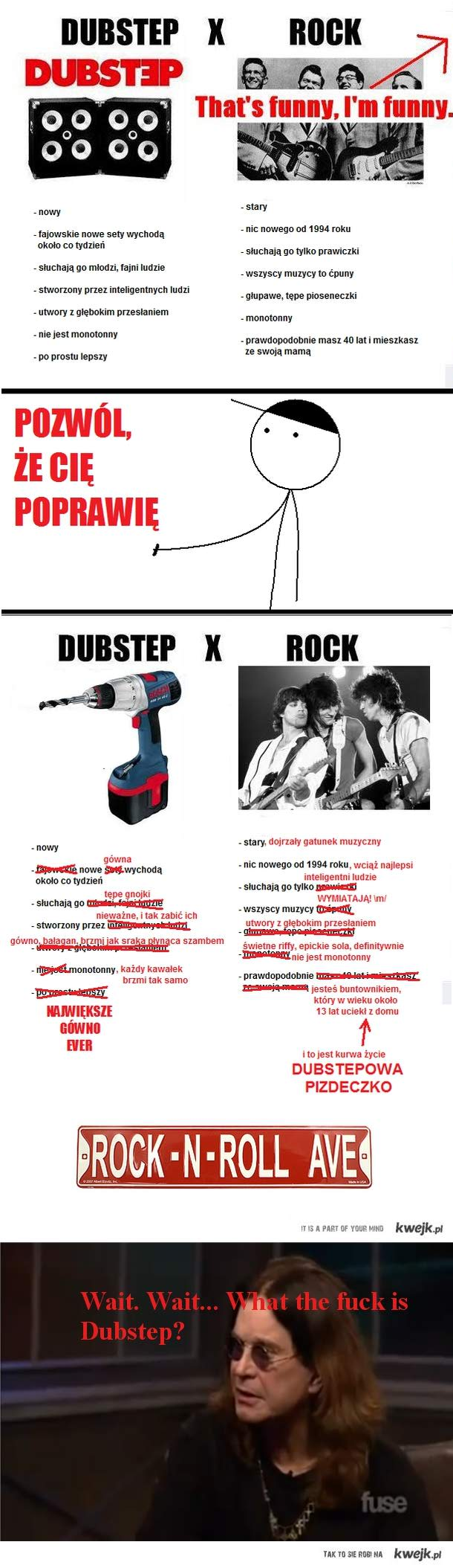 What the fuck is dubstep?