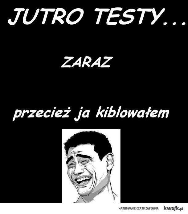 testy xd