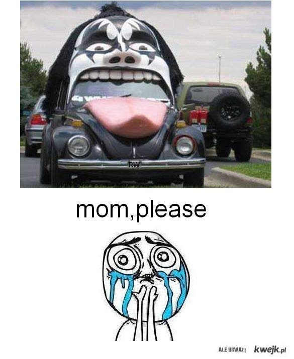 KISS CAR ROCKS