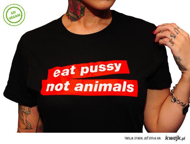 Eat pussy!