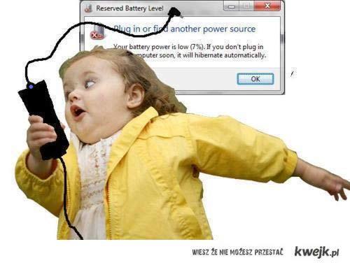 Fucking battery!