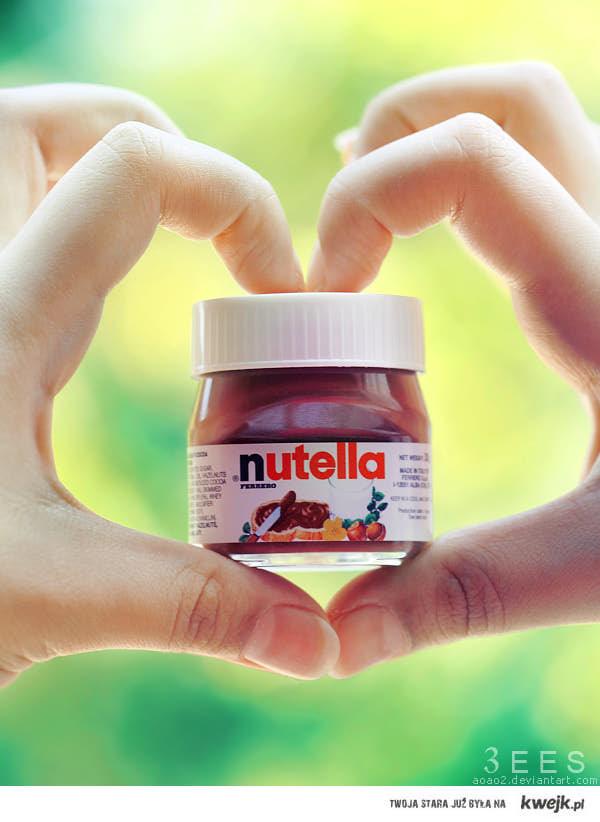 we love Nutella ;)