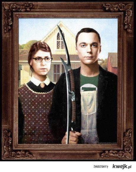 Sheldonove love
