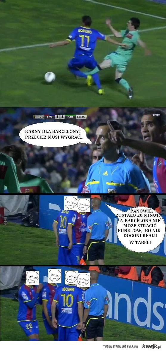 Tak wygrywa Barcelona...