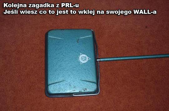 Zagadka z PRL-u