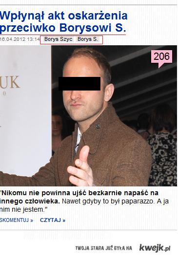 Borys S. *face plam*