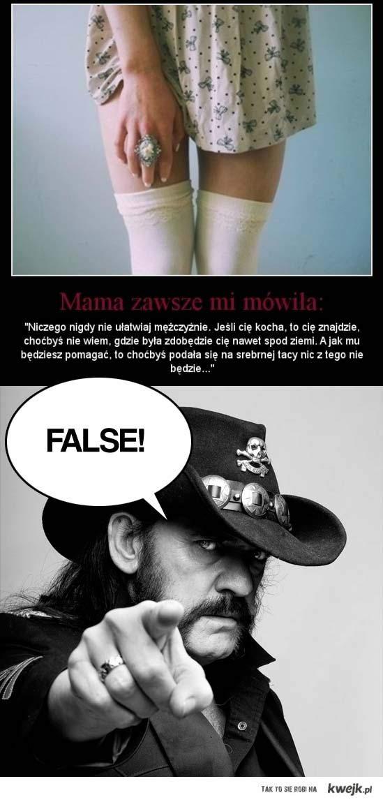 false....