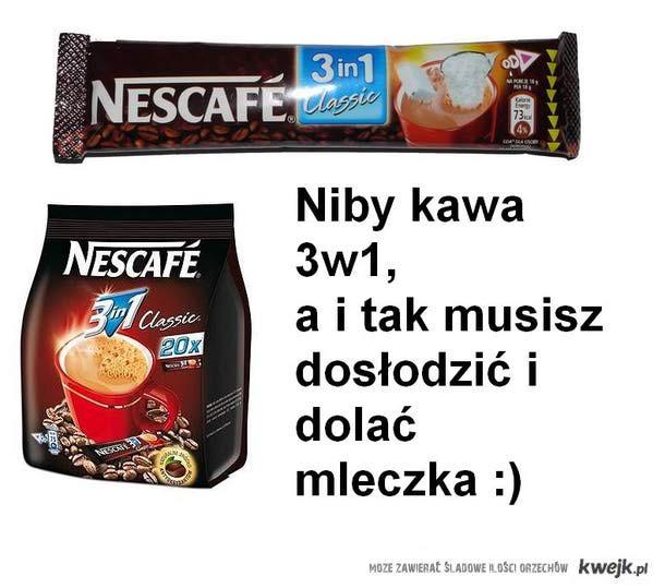 paradoks kawy?