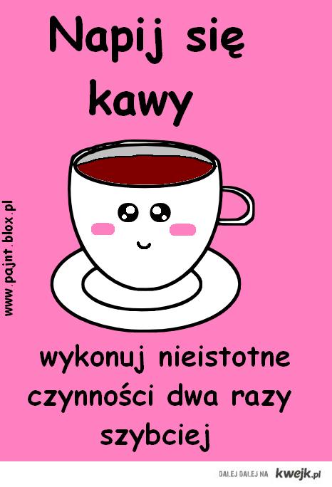 napij się kawy
