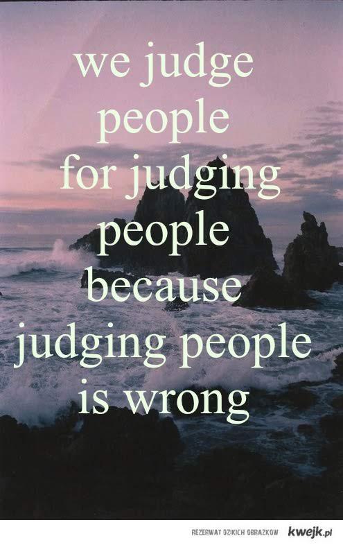 ocenianie ludzi