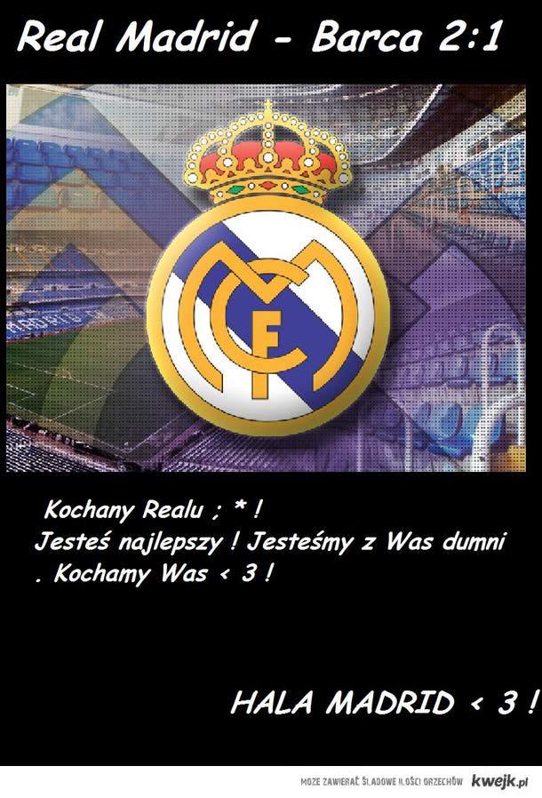 Real Madrid ; *  !