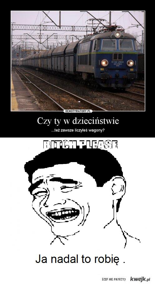 wagony ;D