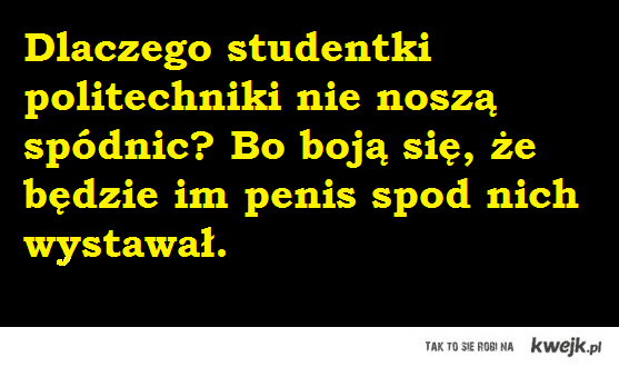 studentki politechniki