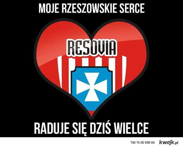 MISTRZ POLSKI RESOVIA