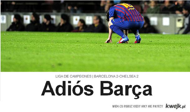 adios barcelona