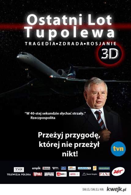 Lot Smolenski w 3D