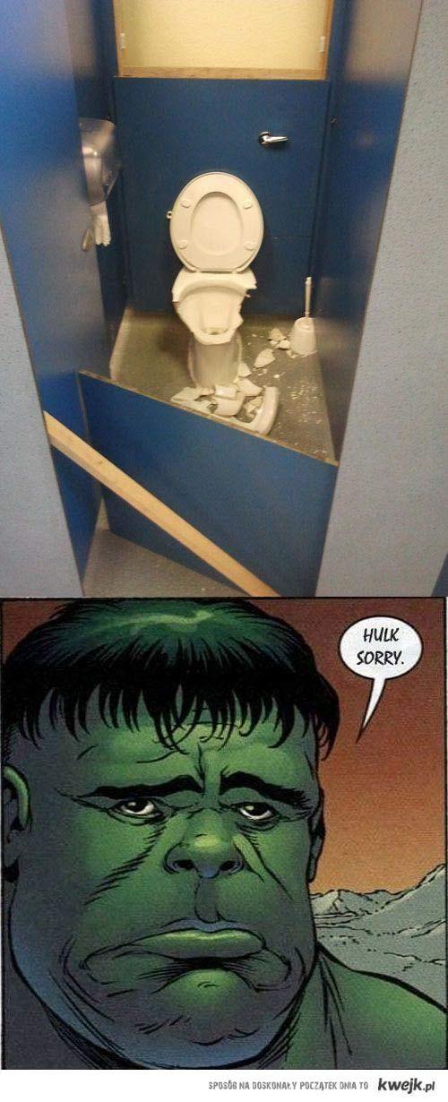 Hulk przeprasza