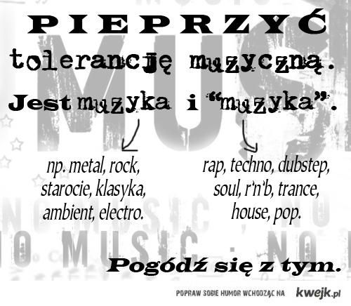 """Muzyka i """"muzyka"""""""
