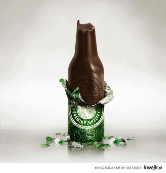 czekoladowe piwo
