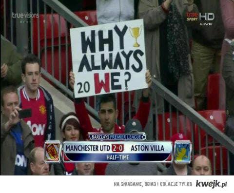 Manchester United make history, City make money
