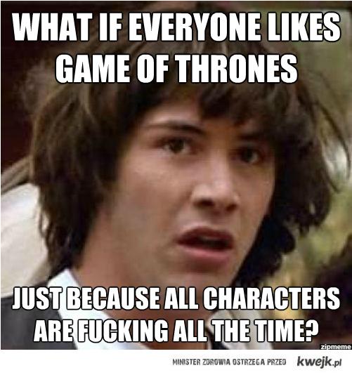 Game of Thrones, Keanu