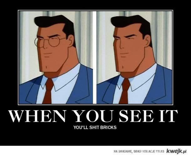 clark kent=superman