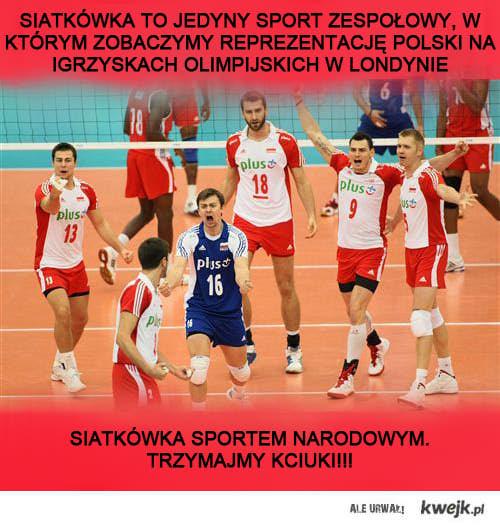 siatkówka sportem narodowym