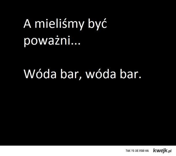 Wóda bar